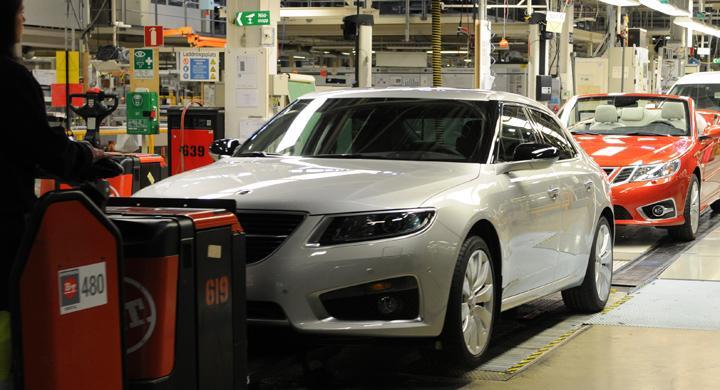 Saab utvecklar tre nya modeller