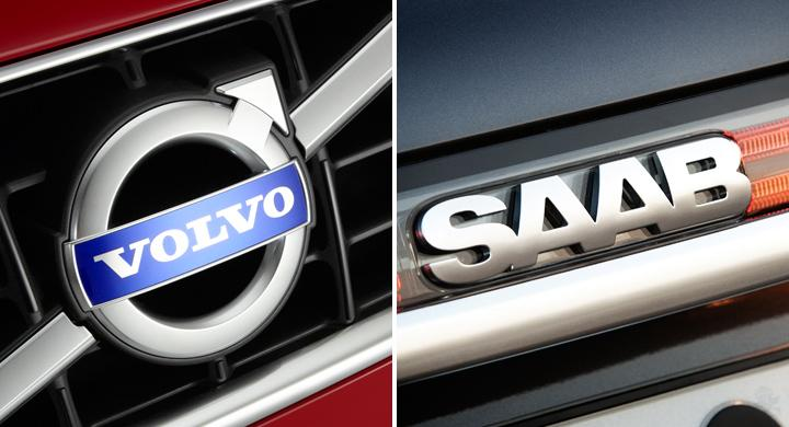 Ingen Saabrusch till Volvo
