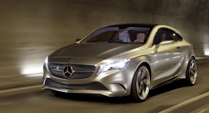 Mercedes inspireras av flyg