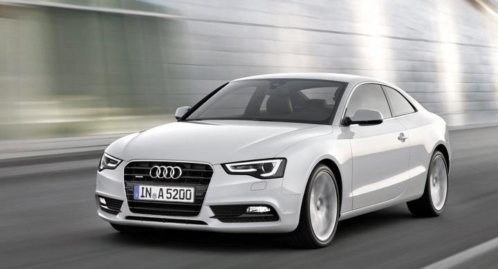 Audi A5 får uppdaterad motor