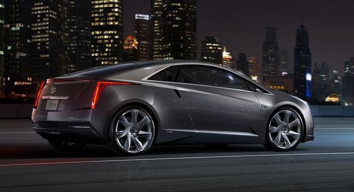 Grönt ljus för Cadillacs laddhybrid
