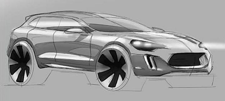 Ny biltillverkare satsar på lyxsuv