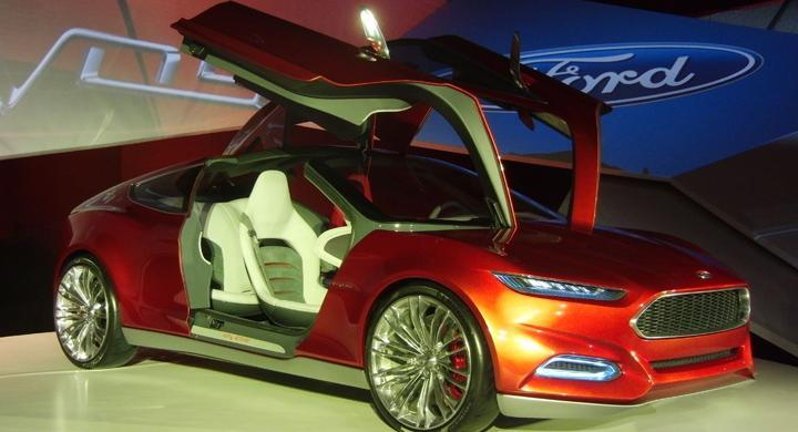 Ford visar nytt designspråk