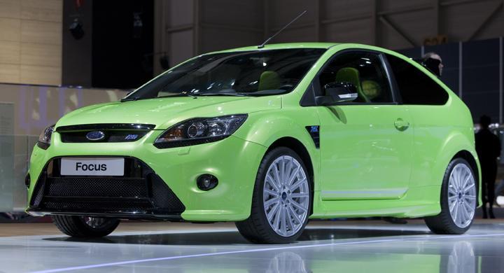 350 hästar i nästa Ford Focus RS?