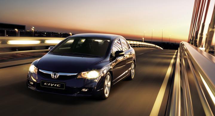 Nya Honda Civic får bottenbetyg