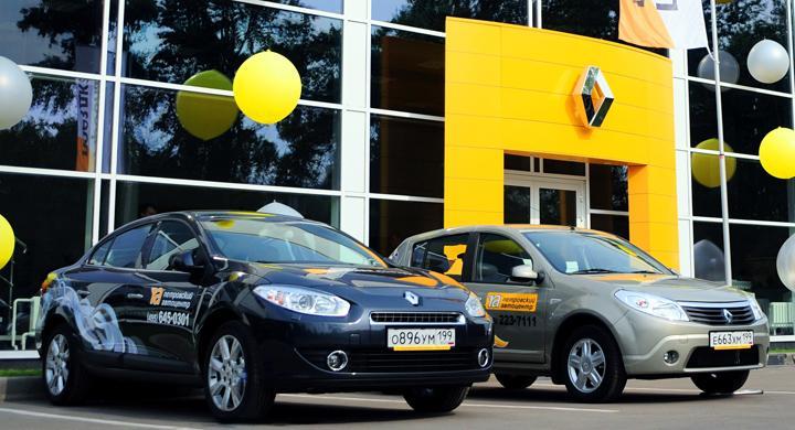 Renault backar 19 procent