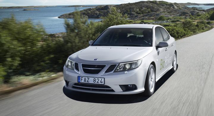 Saab 9-3 får nytt namn