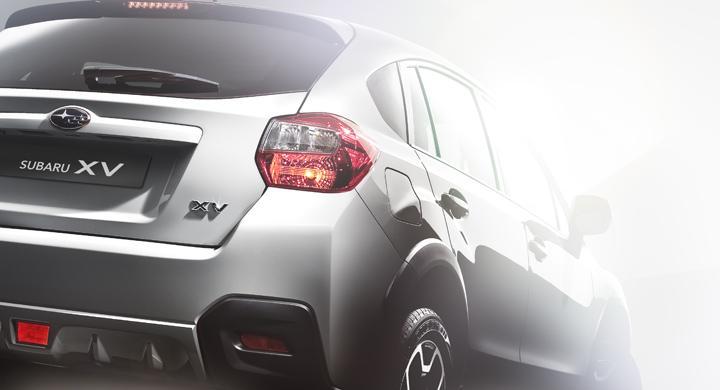 Första bilden på Subaru XV