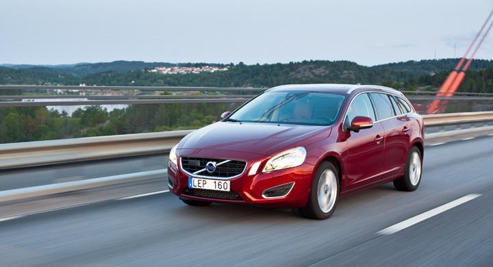 Fler sålda bilar gav Volvo vinst