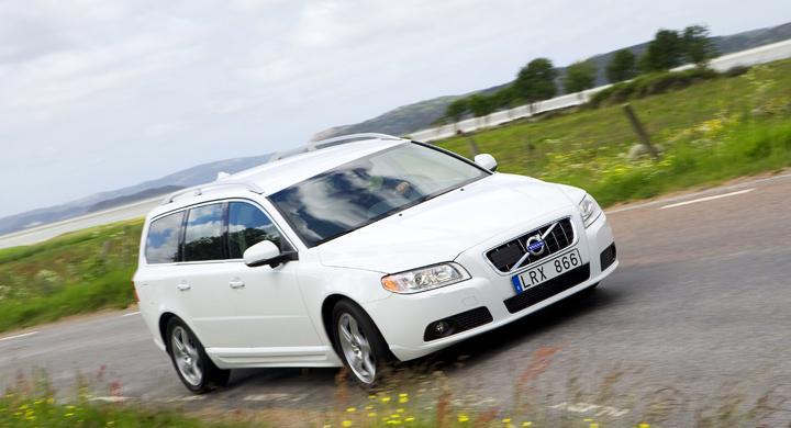 Provkörning: Volvo V70, XC70, S80 (2011)