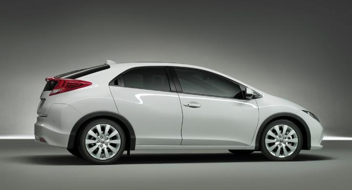 Honda Civic: Nya bilder
