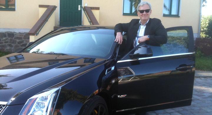 Cadillac CTS-V Sport Wagon – rapport från provkörningen