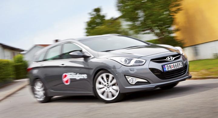 Rosttest: Hyundai i40 (2011)