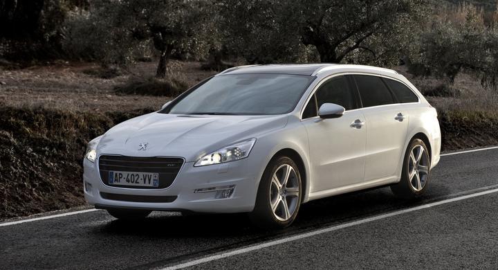 Bilfrågan: Rostskydd på Peugeot 508?