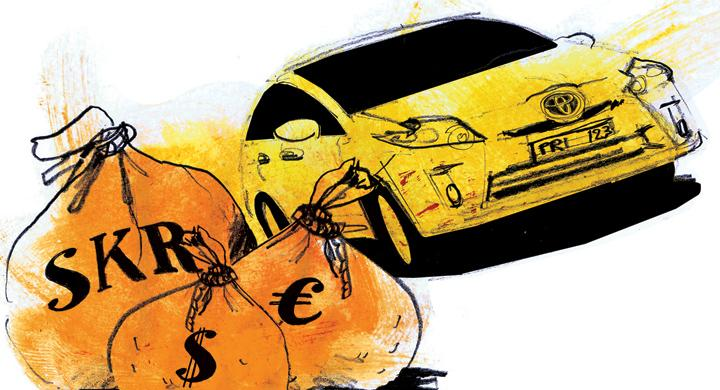 Bilfrågan: Varför skiljer bilpriset mellan länder?
