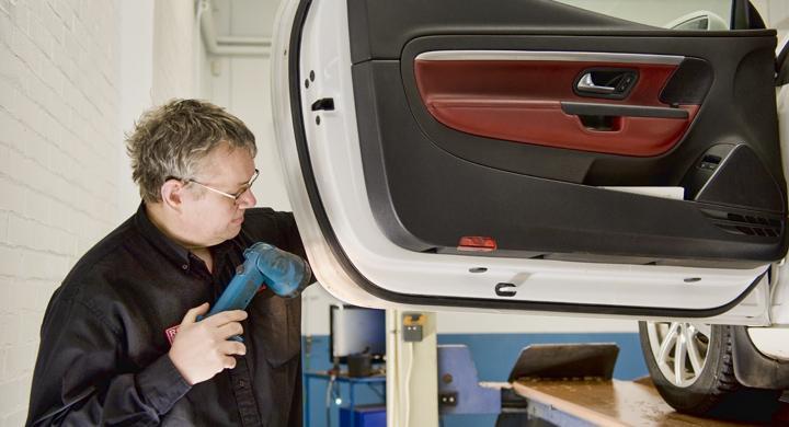 Dörrost Volkswagens värsta problem