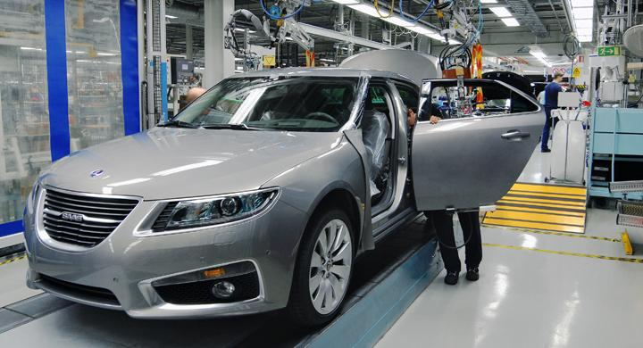 Ny konkursansökan mot Saab