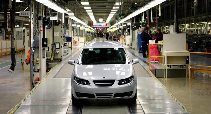 Fyra nya konkurskrav mot Saab