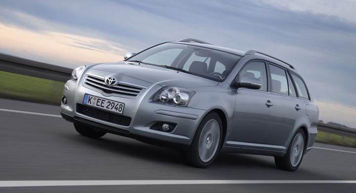Bilfrågan: Rostskydda Toyota Avensis?