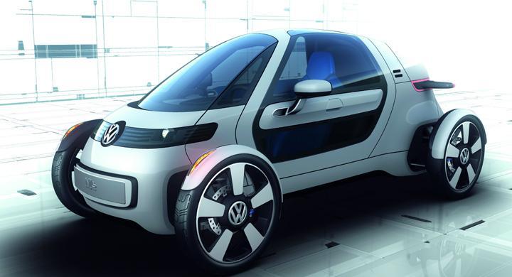 Volkswagen Nils – ensitsig pendlare