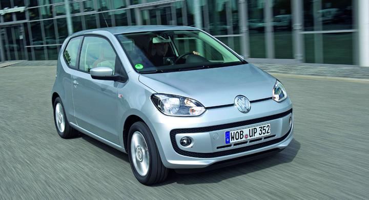 Volkswagen Up – rapport från provkörningen
