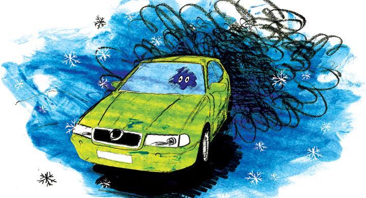 Bilfrågan: Vilket lagbrott att föredra?