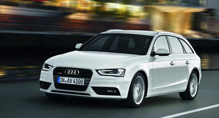 Audi A4 får diskret uppdatering