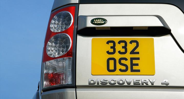 Bilfrågan: Varför olika brittiska skyltar?