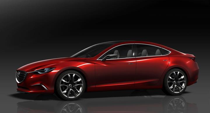 Takeri visar Mazdas framtid