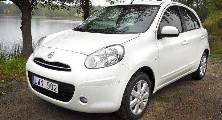 Provkörning: Nissan Micra DIG-S (2011)