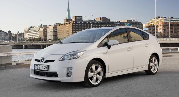 AutoIndex 2011: Toyota Prius prisas