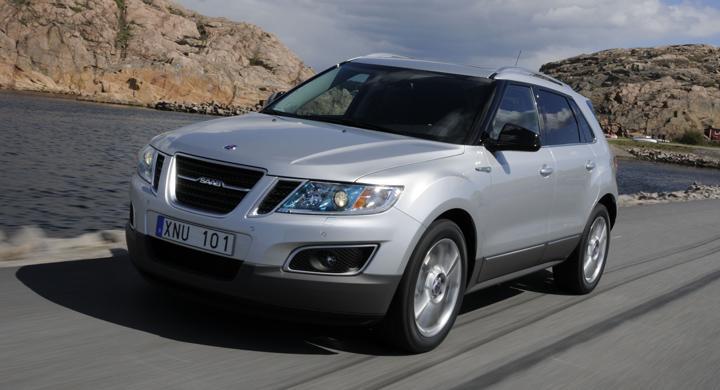 "Saab 9-4X kan bli ""truck of the year"""