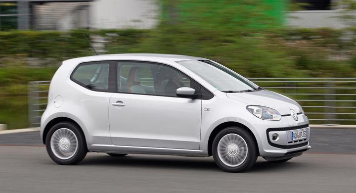 Provkörning: Volkswagen Up (2011)