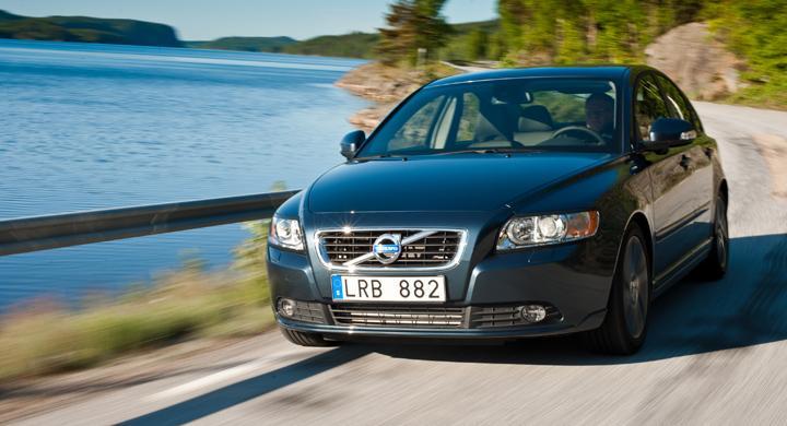 Volvo vinnare på sval bilmarknad
