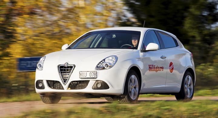 Rosttest: Alfa Romeo Giulietta (2011)