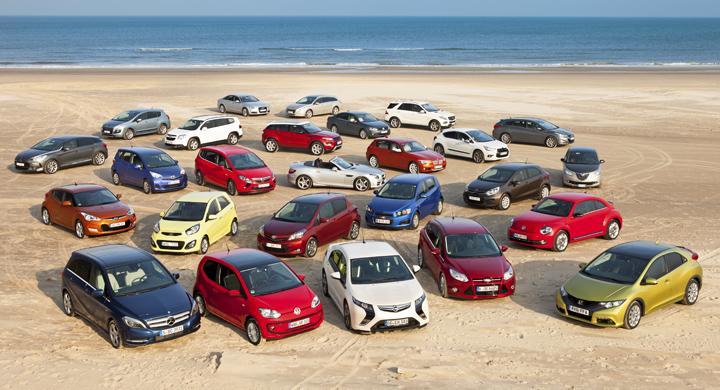 Årets Bil 2012: Här är favoriterna