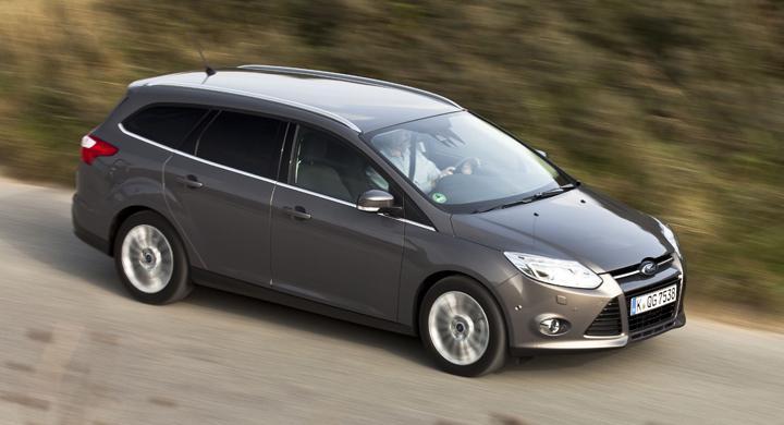 Provkörning: Ford Focus Kombi (2011)