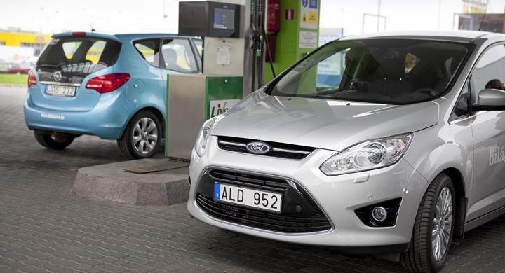 Långtest 2011: Bränslekostnaderna en obehaglig överraskning