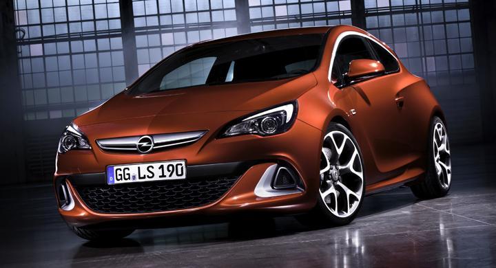 Opel Astra OPC – tidernas starkaste