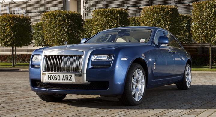 Rolls-Royce återkallas för brandrisk
