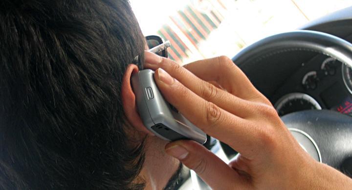 Lag hindrar inte mobil i bil