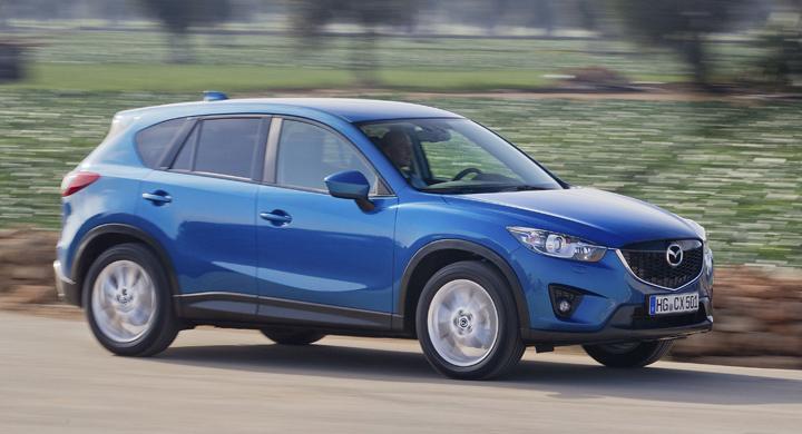 Provkörning: Mazda CX-5 (2011)