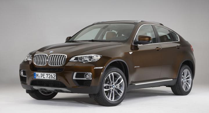 BMW X6 får lyft och ny superdiesel