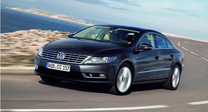 Volkswagen CC – rapport från provkörningen