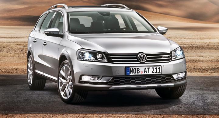 Volkswagen Passat Alltrack – här är svenska priserna