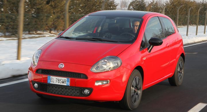 Fiat Punto 2012 – rapport från provkörningen