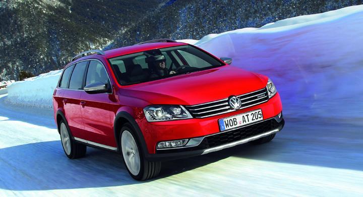 Volkswagen Passat Alltrack – rapport från provkörningen