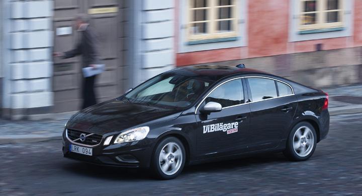 Rosttest: Volvo S60 (2012)