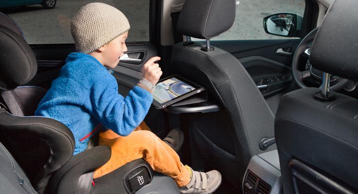 Mer än hälften av barnen vill ha elbil