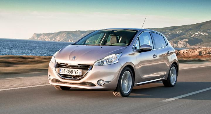 Provkörning: Peugeot 208 (2012)